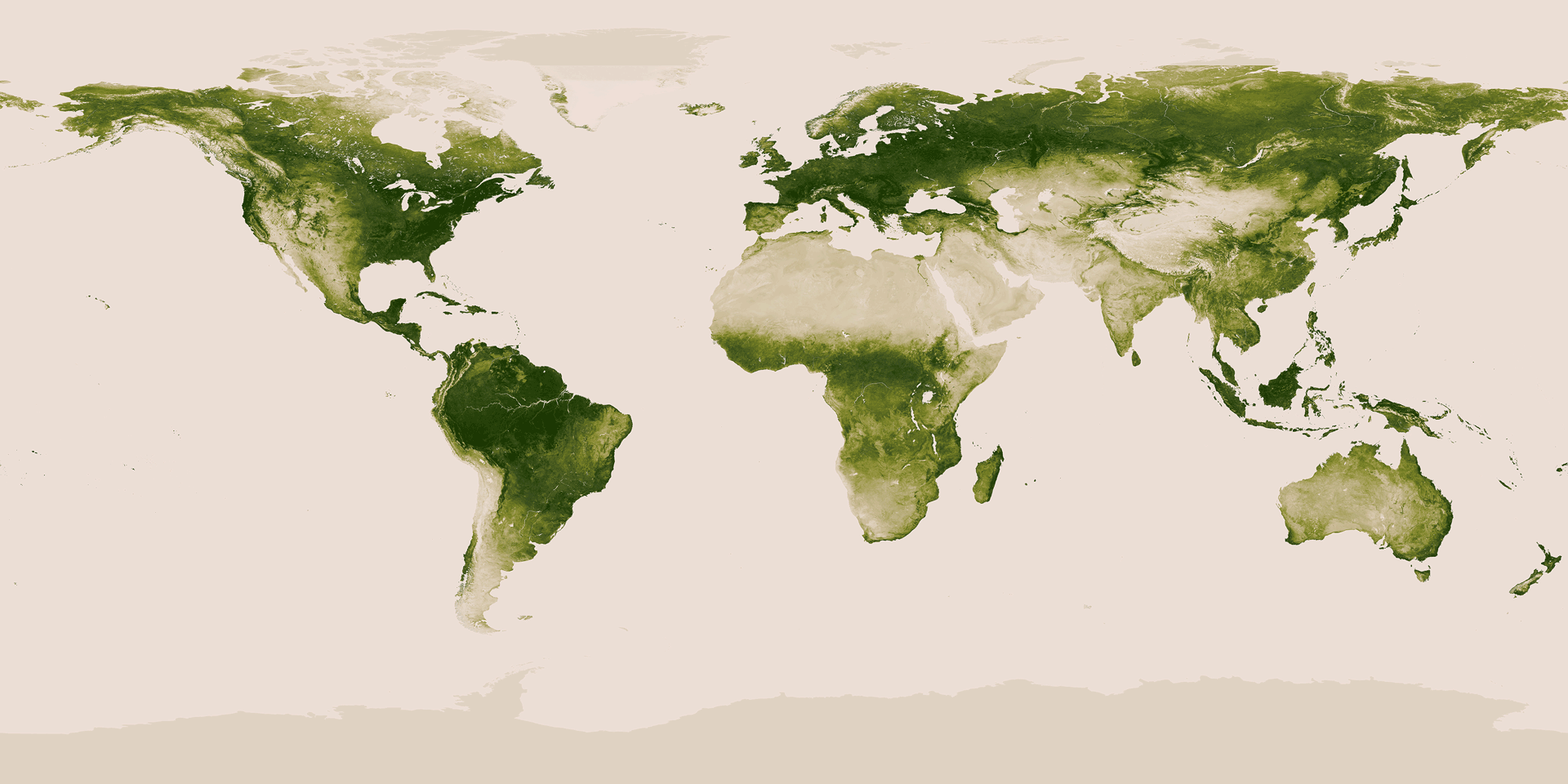 Land Cover  Our World in Data