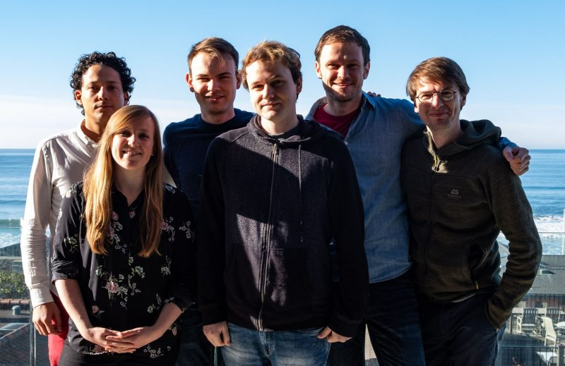 The Our World in Data team - Esteban, Hannah, Daniel, Jaiden, Max, and Joe