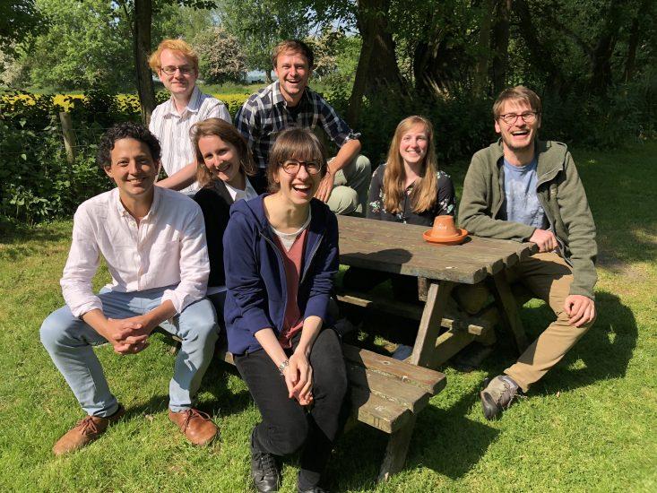 Owid team in 2018