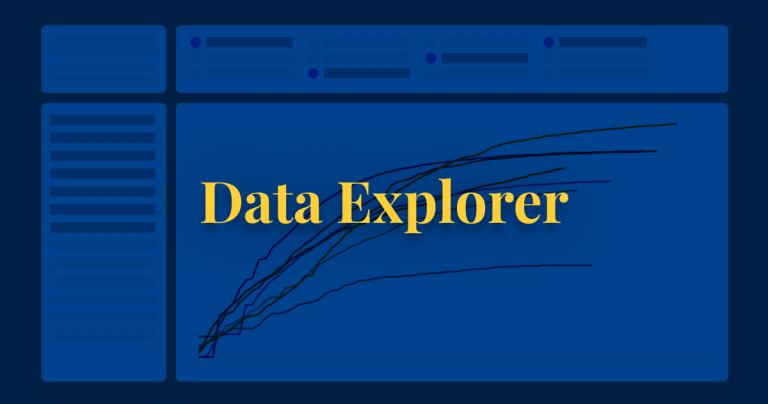 COVID-19 data explorer