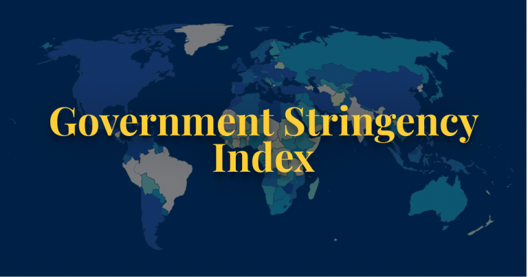 COVID-19 policy government stringency index