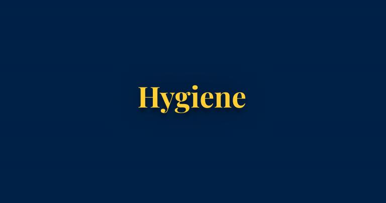 Hygiene thumbnail