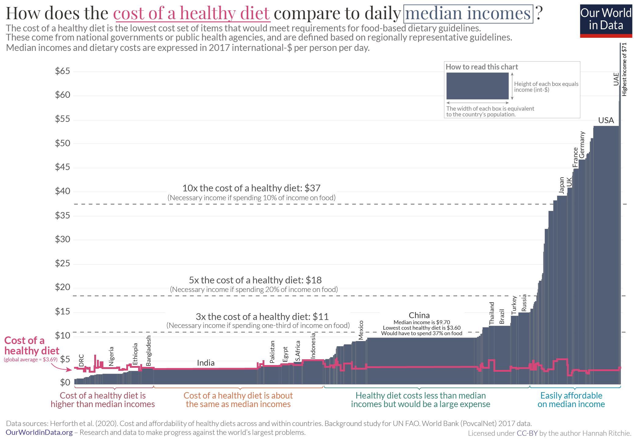 Diet costs marimekko